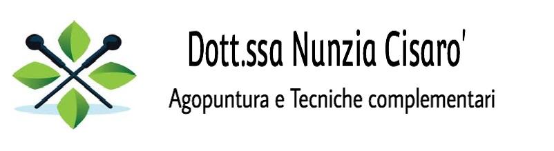 Dott.ssa Nunzia Cisarò Logo